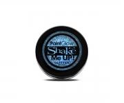 Paint Glow UV Glitter Shaker - Ice Blue