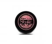 Paint Glow UV Glitter Shaker - Champagne Pink