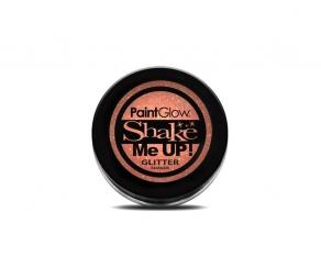 Paint Glow UV Glitter Shaker - Peach Paradise