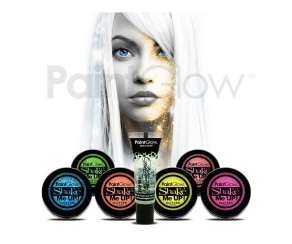 Paint Glow UV Glitter Shaker 6er Set