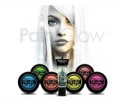 Paint Glow UV Glitter Shaker 6er Set