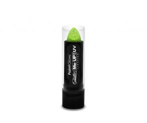 Paint Glow - UV Glitter Lippenstift Mint Green