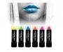 Paint Glow - UV Glitter Lippenstift 6er Set