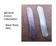 technic Metalix Creme Lidschatten - Rosie Posie