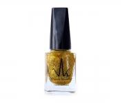 Vivien Kondor - Glitter Kollektion Nagellack Gold Glitter