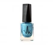 Vivien Kondor - Neon Kollektion Nagellack Neon Blue