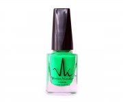 Vivien Kondor - Neon Kollektion Nagellack Neon Green