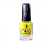 Vivien Kondor - Neon Kollektion Nagellack Neon Yellow