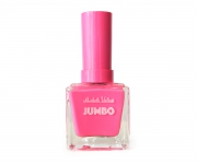 Jumbo Nagellack - 026 neon rosa