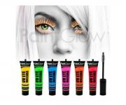 Paint Glow - UV Mascara Neon Rot