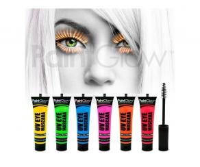 Paint Glow - UV Mascara Neon 6er Set