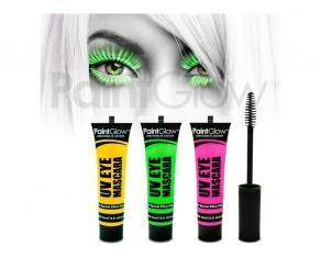 Paint Glow - UV Mascara Neon 3er Set