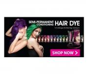 Paint Glow - Mini Haarfarbe Shocking Pink
