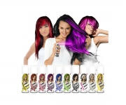 Paint Glow - Spray Haarfarbe Metallic Silber
