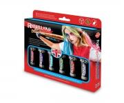 Paint Glow - Harlequin Haarfarbe Boxset