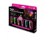 Paint Glow - UV Glitter Face & Body Gel Boxset