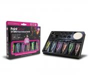 Paint Glow - UV Glitter Face & Body Gel Boxset
