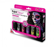 Paint Glow - Day of the Dead UV Boxset