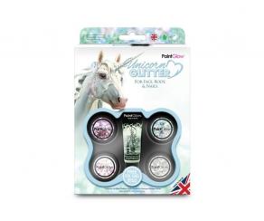 Paint Glow - Unicorn Glitter Boxset