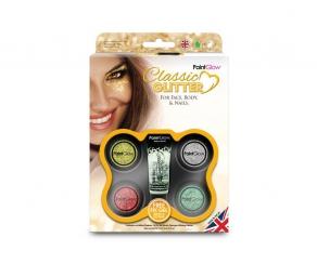 Paint Glow - Classic Glitter Boxset