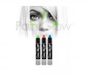 Paint Glow - Glitter UV Paint Stick 3er Set