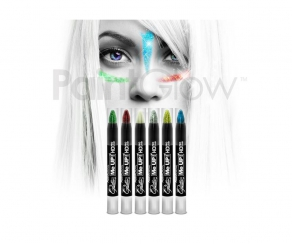 Paint Glow - Glitter HD Pro Liner 6er Set