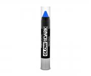 Paint Glow - Glow in the Dark Paint Stick Blau