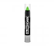 Paint Glow - Glow in the Dark Paint Stick Grün
