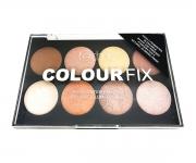 technic Colour Fix Highlighter Puder Palette
