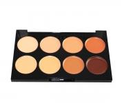 technic Colour Fix Cream Foundation Contour Palette 2 - dunkle Haut