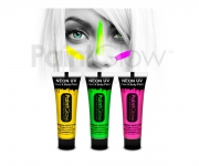 Paint Glow - Neon UV Face & Body Paint Gelb