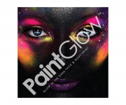 Paint Glow - Glow in the Dark Face & Body Paint Orange