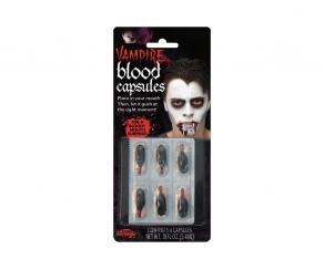 Blutkapseln zum Aufbeißen 6er Pack