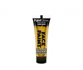 Paint Glow - Pro Face Paint Gold