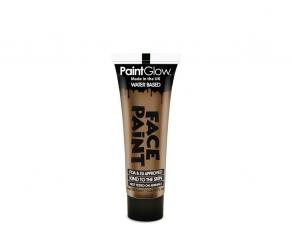 Paint Glow - Pro Face Paint Light Brown