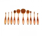 Make-up Pinsel Set - roségold