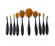 Make-up Pinsel Set - schwarz