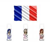 WM Fan Haarspray - Frankreich