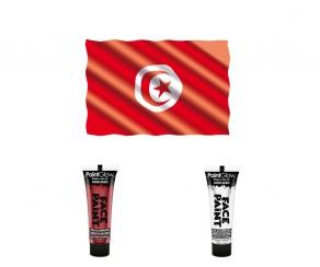 WM Fan Schminke - Tunesien