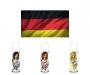 WM Fan Haarspray - Deutschland