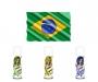 WM Fan Haarspray - Brasilien