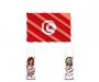WM Fan Haarspray - Tunesien