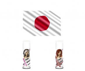 WM Fan Haarspray - Japan