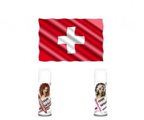 WM Fan Haarspray - Schweiz