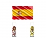 WM Fan Haarspray - Spanien
