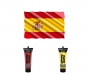 WM Fan Schminke - Spanien